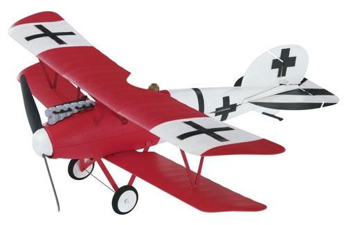 Micro Albatros DV WWI TxR