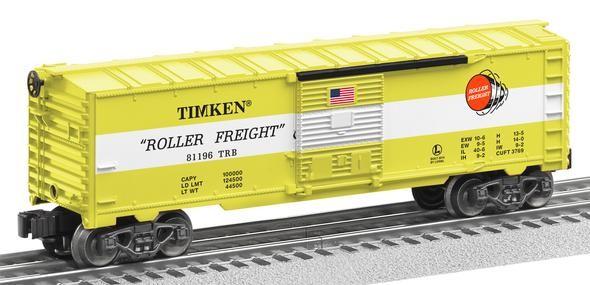 6-81196 Timken Boxcar