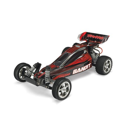 Bandit Extreme Buggy, RTR, w/TQ 2.4GHz , Red