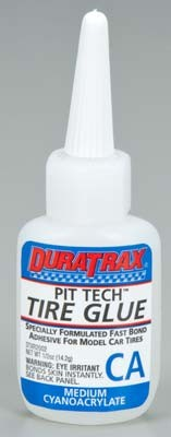 Pit Tech Tire Glue Medium .5 oz
