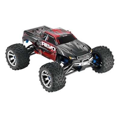 53097-3 1/10 Revo 3.3 4WD Nitro RTR w/Tqi Blue