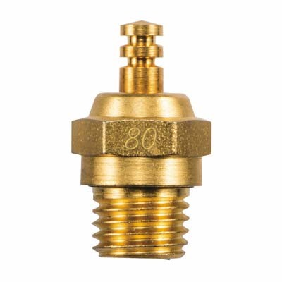 71642660 #80 Glow Plug Gold Limited Edition