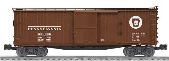 Pennsylvania Wood-Sheathed Boxcar 6-27291