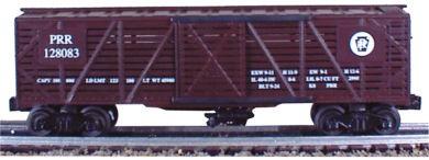 Pennsylvania Railroad 40' stock car 1