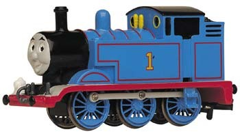58741 Thomas/Tank Engine w/Moving Eyes HO