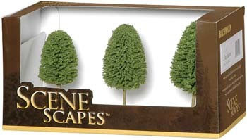 "32006 SS Deciduous Trees 3-4"" (3)"