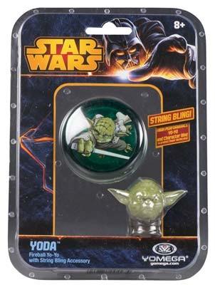 427-LF Star Wars String Bling Yoda Ring