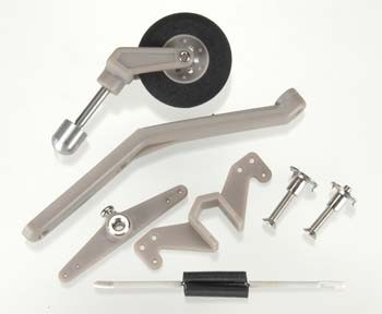 956 Semi-Scale Tail Wheel System Size 40-90