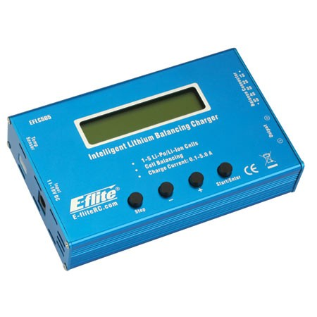 1-5 Cell Li-Po Charger with Balancer