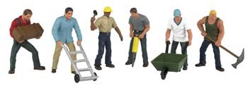 33155 Construction Workers (6) O