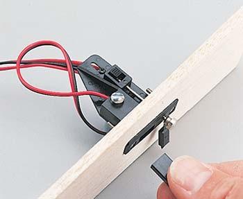 Switch/Charge Jack Mounting Set