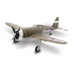 UMX P-47 BL BNF Basic      EFLU3250