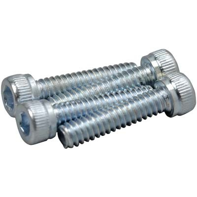 Socket Head Cap Screws 4-40x1/2 (4