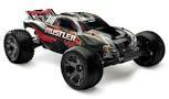 37076-3 1/10 Rustler VXL RTR w/Stability Black