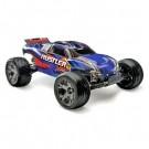 37076-3 1/10 Rustler VXL RTR w/Stability Blue