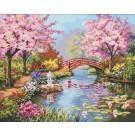 91415 Japanese Garden PBN