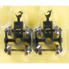 22071 100-Ton Rlr Bearing Trcks w/A-M Cplr (2) N