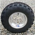 Vinyl Super Traction Tire