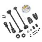 13260 MIP Race Duty CVD Steel Kit Front TRA Slash 4x4