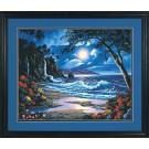 91185 Moonlit Paradise PBN 20x16