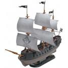 851971 1/350 Snap Pirate Ship Black Diamond