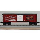2008 Christmas Box Car