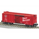 Great Northern Steam RailSounds Boxcar
