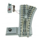 , O Scale, RealTrax O-42 Right Switch Turnout (RH)
