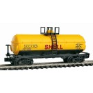 Model Power N 83455 40' Chemical Tank Car, Shell #1108