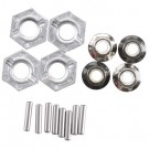 86066 Hex Whl Hub 14mm Silver SVG 21 (4)