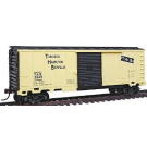 HO Scale Model Railroad Toronto Hamilton & Buffalo Boxcar