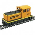 96683 DDT Plymouth BNSF Org/Grn HO Exclusive!