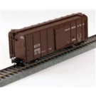Fox Valley Models HO 30302 B&O Class M-53 Wagontop Boxcar w/Flat Doors, Baltimore & Ohio #380934