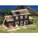 45191 House Under Construction Snap Kit HO