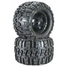 "1184-11 Trencher 3.8"" All Terrain Tires Mntd Fr/Re"