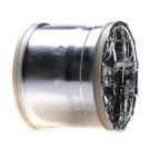 420 Series Force Wheel w/Cap, Chrome: Universal