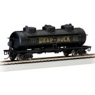 """n""40' 3-DOME TANK CAR DEEP ROCK"