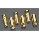 CCBUL5.5X3 5.5mm Bullet Conn 13G/10G 150A (3)