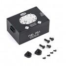 Z-S1093 RC4WD Billet Alum Fuel Cell Radio Box Black