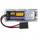 NiMH 7.2V 1600mAh 2/3A Stick 1/16 TRA Plug