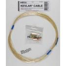 523 Bulk Kevlar Cable 30'