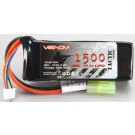 15308 LiPo 3S 11.1V 1500mah 30C Tactic Power Airsoft