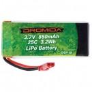 LiPo 1S 3.7V 850mAh 3.7V Vista UAV/FPV