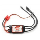 30 Amp Brushless ESC 5V/2A BEC