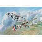 1374S 1/72 S.E.5a / Albatros D.III (2 model kits)