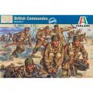 6064S 1/72 WWII British Commandos