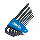 7-Piece Ball Tip Hex L Wrench Metric