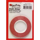 Striping Tape Red 1/8""