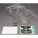 Hi Performance Body, Clear, Precut: 22SCT/2.0/SCTE