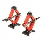 C26127RED HD Scissor Jack 1/10 1/8 Rock Crawler (2)